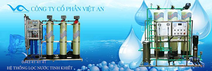 Banner Hệ thống lọc nước tinh khiết