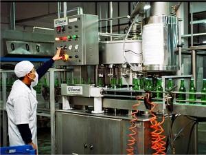 dây chuyền sản xuất nước cất