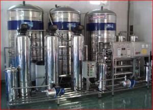 dây chuyền sản xuất nước lọc